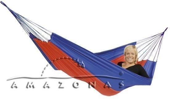 Amazonas Silk Traveller sininen