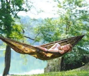 Amazonas Travel Set riippumatto camo