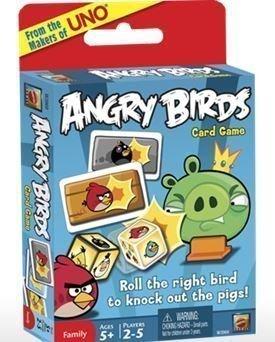 Angry Birds korttipeli