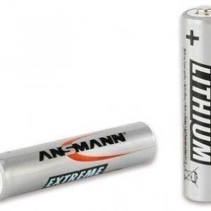 Ansmann AAA Lithium x 2