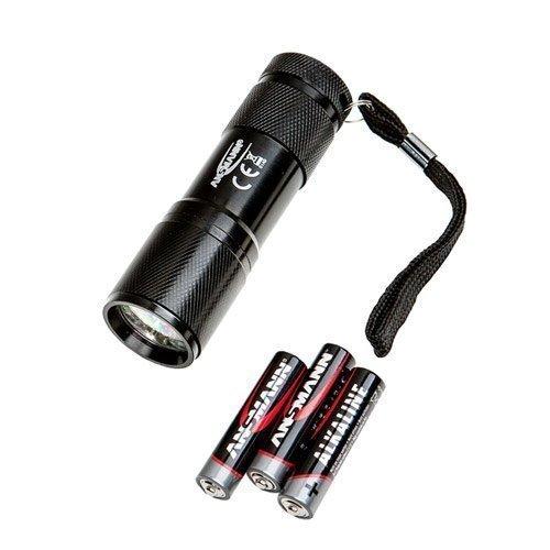 Ansmann Action 9 LED-taskulamppu