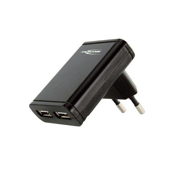Ansmann USB-verkkolaturi