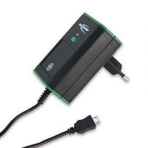 Ansmann matkalaturi USB zerowatt