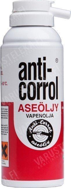 Anti-Corrol aseöljy suihkepullossa 165 ml