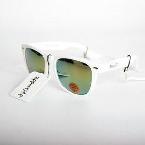 Appertiff Awayfarer aurinkolasit valkoinen/kulta