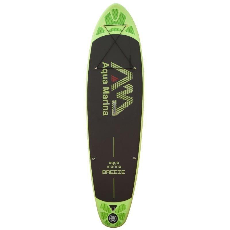 Aqua Marina Breeze board + paddle 1SIZE GREEN