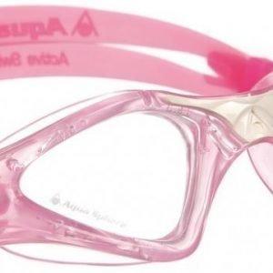 Aqua Sphere kayenne junior pinkki uimalasi