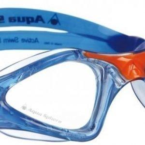 Aqua Sphere kayenne junior tumman sininen uimalasi