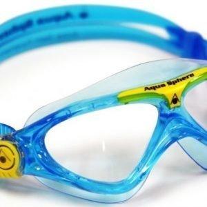 Aqua Sphere vista junior sininen uimalasi