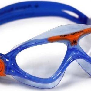 Aqua Sphere vista junior tumman sininen uimalasi