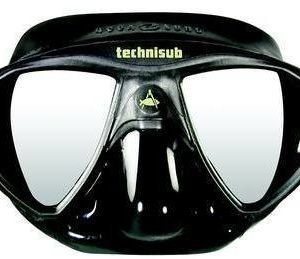 Aqualung Micromask musta