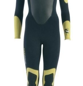 Aqualung Snorkeling Full Suit 3 mm lasten märkäpuku