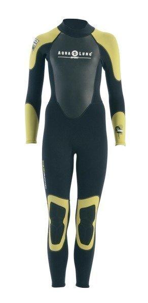 Aqualung Snorkeling Full Suit 3 mm lasten märkäpuku