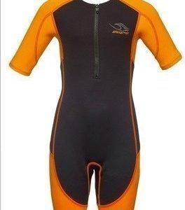 Aqualung Stingray Lasten UV uima-asu oranssi