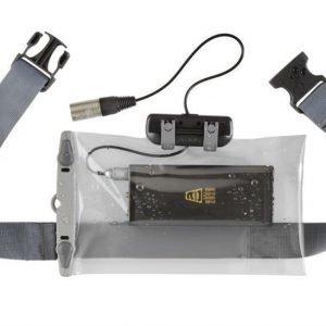 Aquapac Läpivientipussi esim. mikrofonille tai insuliinipumpulle
