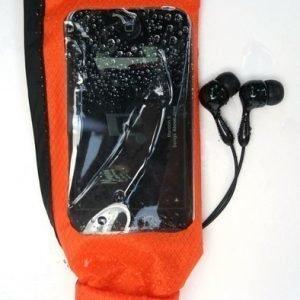 Aquapac vedenpitävä Stormproof iPhone/Ipod Pussi Oranssi