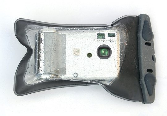 Aquapac vedenpitävä mini-Kamerapussi