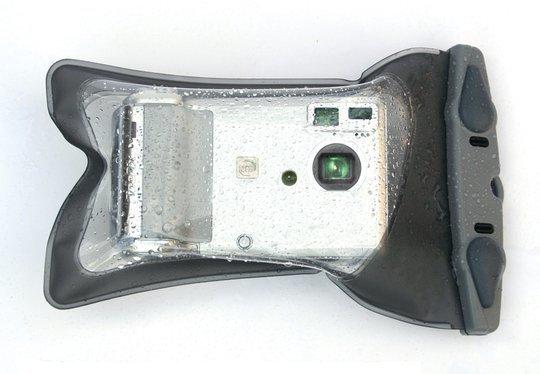 Aquapac vedenpitävä mini-kamerapussi (AQP-408)