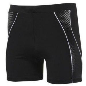 Aquasphere Speed miesten uimahousut musta/harmaa