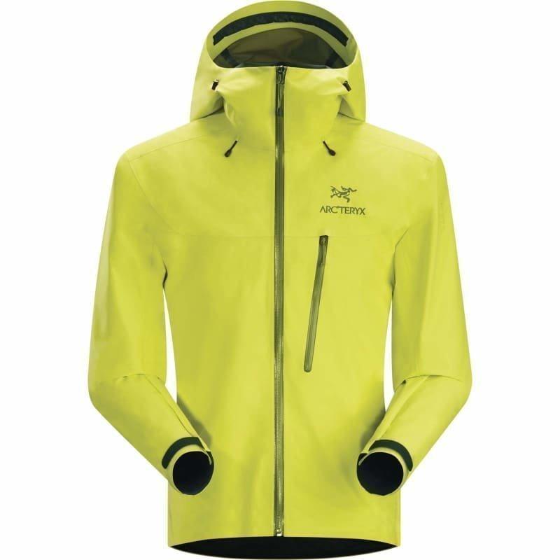 Arc'teryx Alpha SL Jacket Men's XL Genepi Green