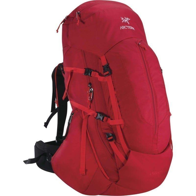 Arc'teryx Altra 62 LT Backpack Women's Rt Tamarillo