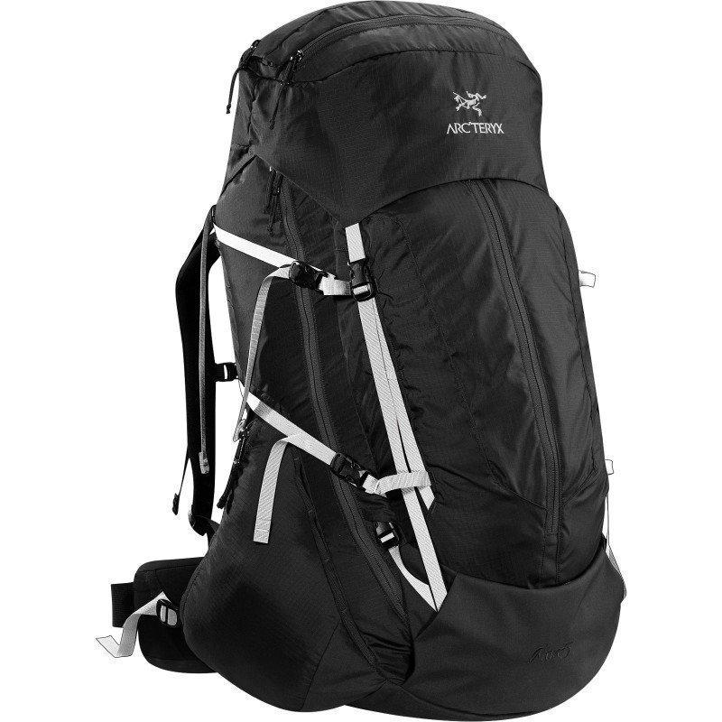 Arc'teryx Altra 75 LT Backpack Men's Regular Short Carbon Copy