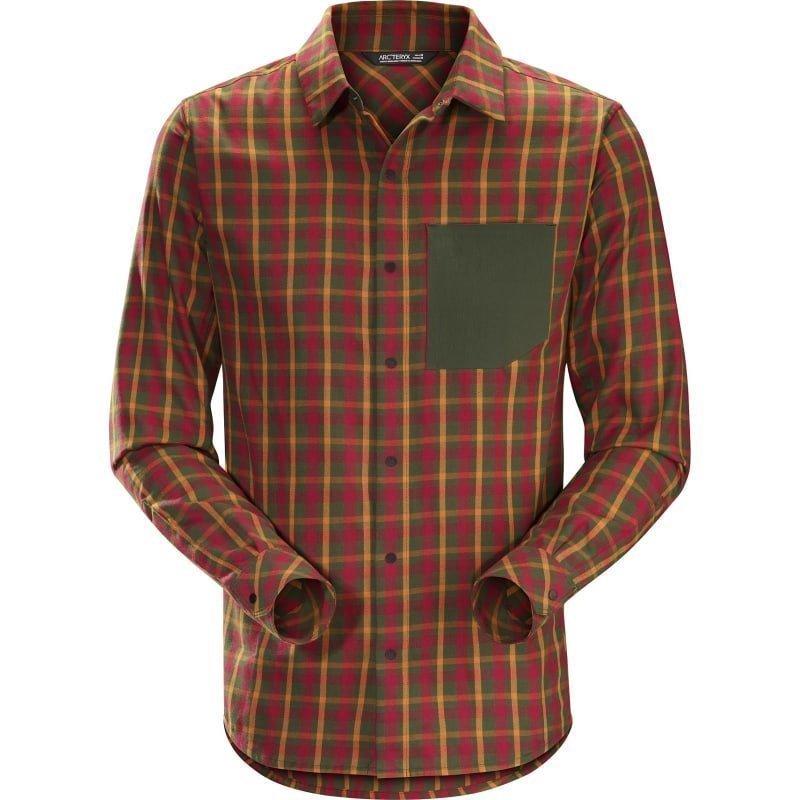 Arc'teryx Bernal Shirt Men's S Caper