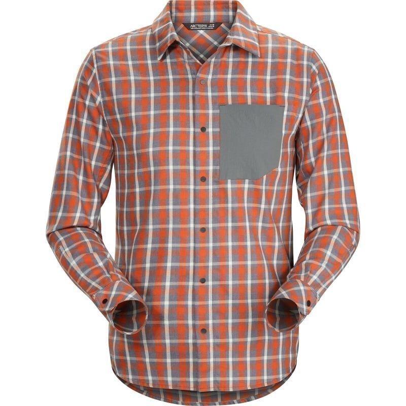 Arc'teryx Bernal Shirt Men's XL Carbon Steel