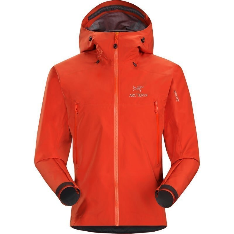 Arc'teryx Beta LT Jacket Men's L Vermillion