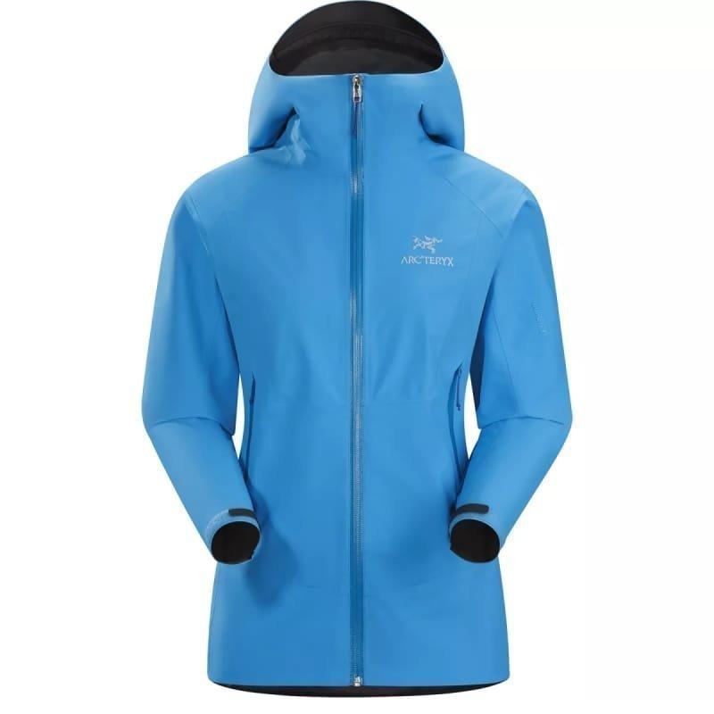 Arc'teryx Beta SL Jacket Women's M Blue Dragonfly