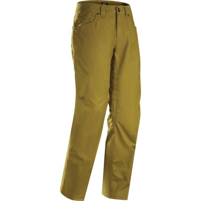 Arc'teryx Cronin Pants Men's 36-35 Kelp