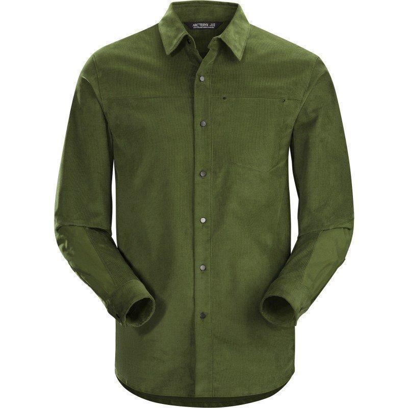 Arc'teryx Merlon LS Shirt Men's XL Dark Moss