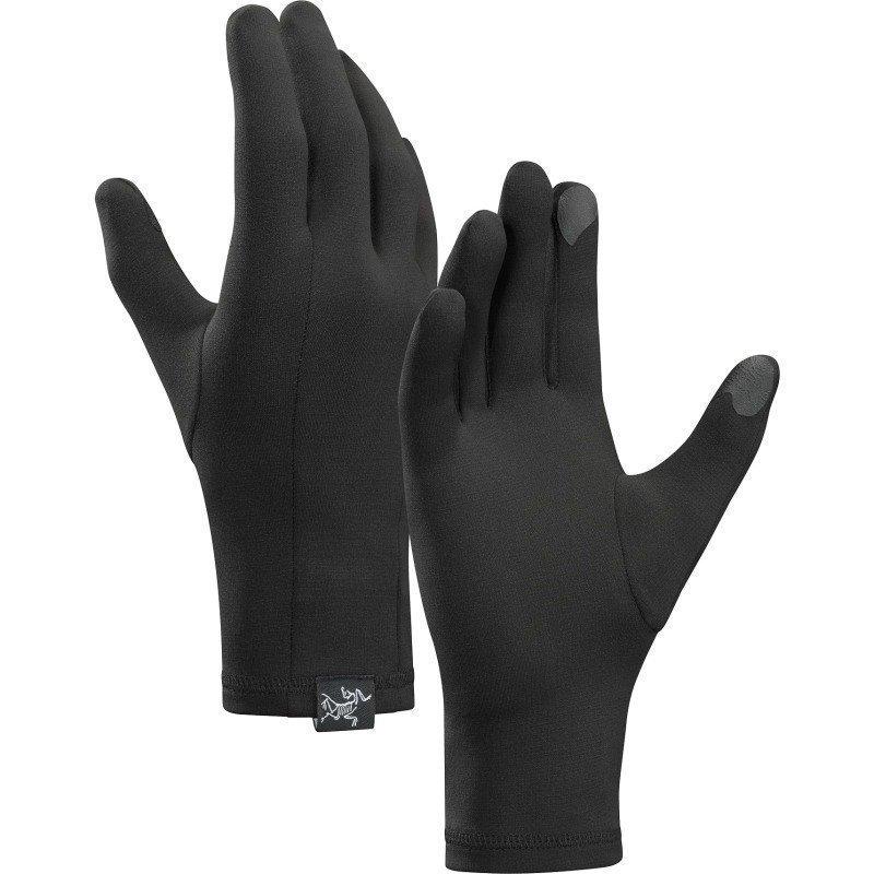 Arc'teryx Phase Glove S Black
