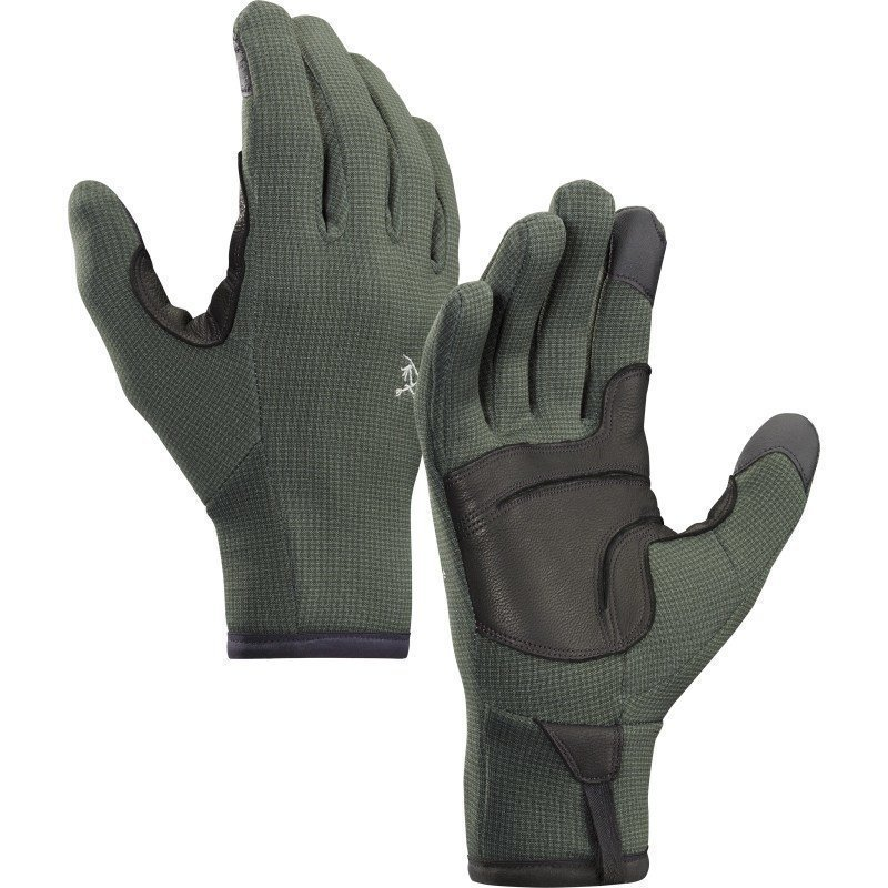 Arc'teryx Rivet Glove S Nautic Grey