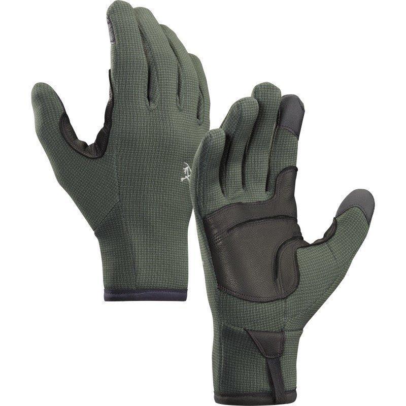 Arc'teryx Rivet Glove XL Nautic Grey