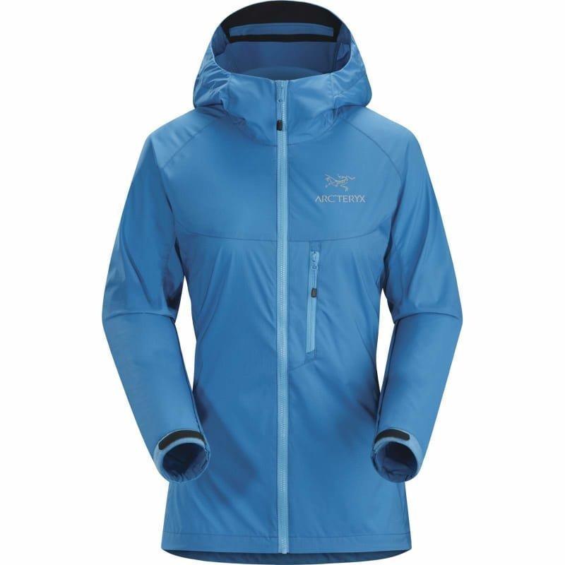 Arc'teryx Squamish Hoody Women's L Antilles Blue