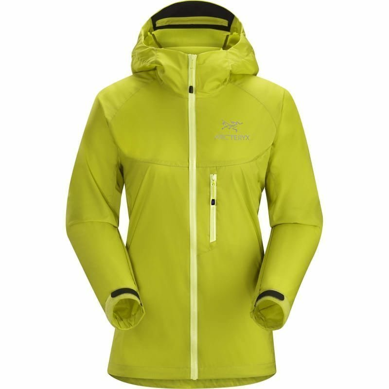 Arc'teryx Squamish Hoody Women's M Chartreuse