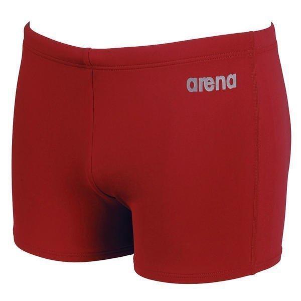 Arena Bynars punaiset miesten uimahousut