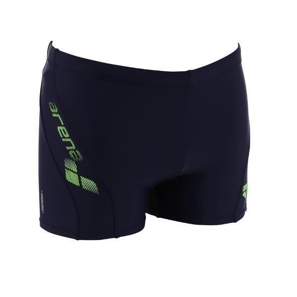 Arena Byor miesten uimaboxerit navy/vihreä
