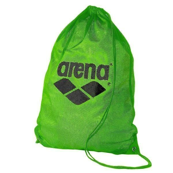 Arena Mesh Pool bag Acid Green