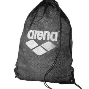 Arena Mesh Pool bag Black