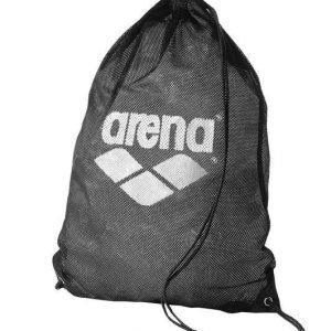 Arena Mesh Pool bag Black