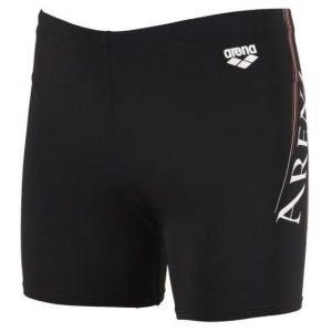 Arena Midjammer miesten uimaboxerit musta