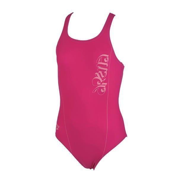 Arena Moupi Jr tyttöjen uimapuku pinkki