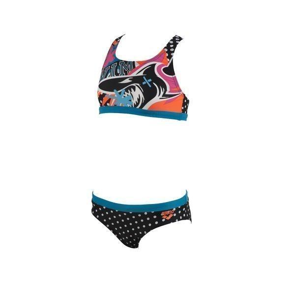 Arena Ocean Jr tyttöjen uimapuku musta