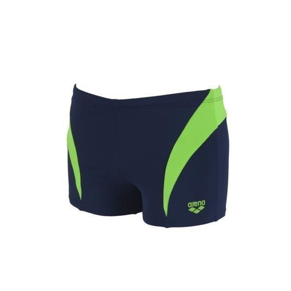 Arena Pure Boxer miesten uimaboxerit tummansininen/vihreä