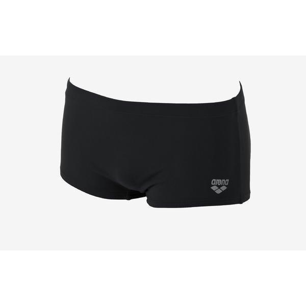 Arena Squared Mini Boxer miesten uimahousut musta