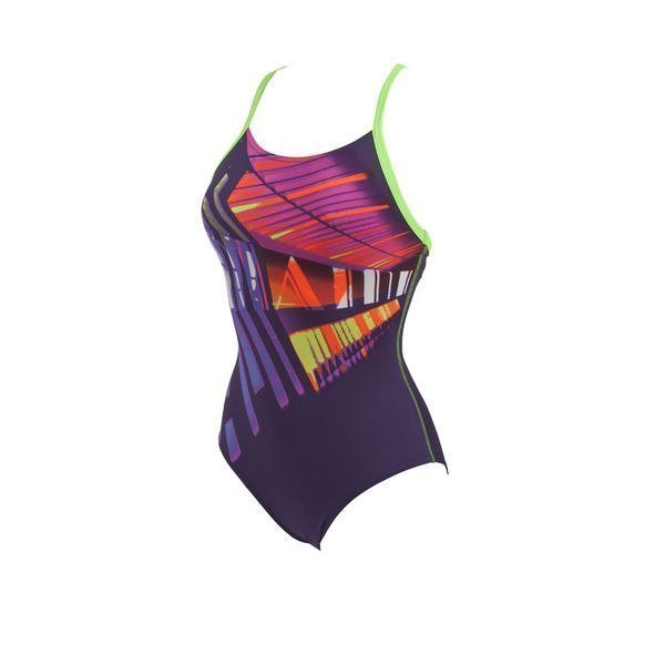 Arena Trace naisten uimapuku luumu