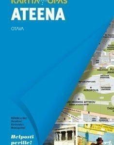 Ateena kartta + opas