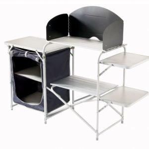 Atlas DLX Aluminium Kitchen Stand